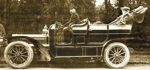 5 Daimler 1904