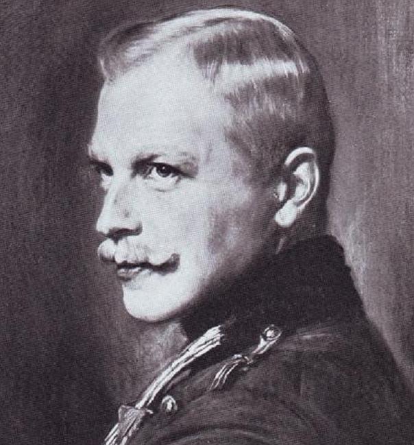 8 Prince Otto Windisch-Graetz par Josias Kopay Arpad (1901)