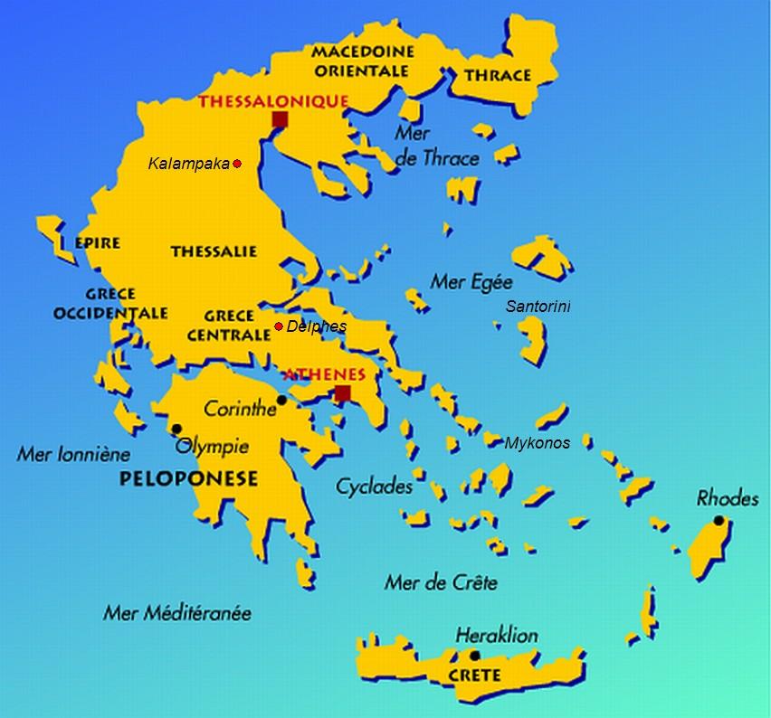 La Grèce : destination prisée par le Gotha   Noblesse & Royautés