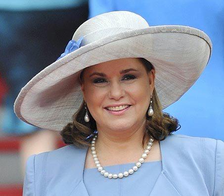 Maria Theresa Grand Duchess of Luxembourg