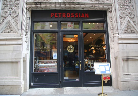 Le caviar petrossian noblesse royaut s - Maison du caviar paris ...