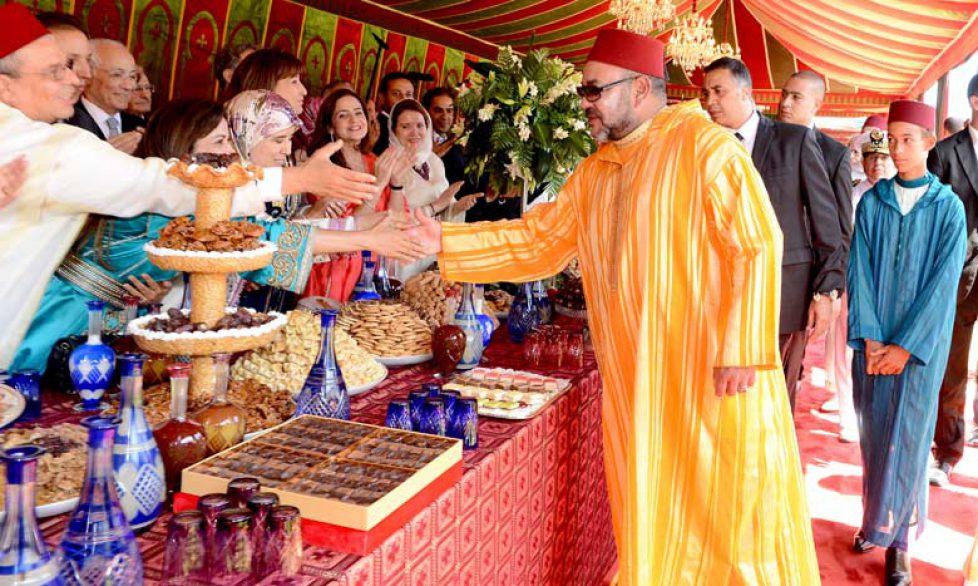 Le discours engagé du roi du Maroc