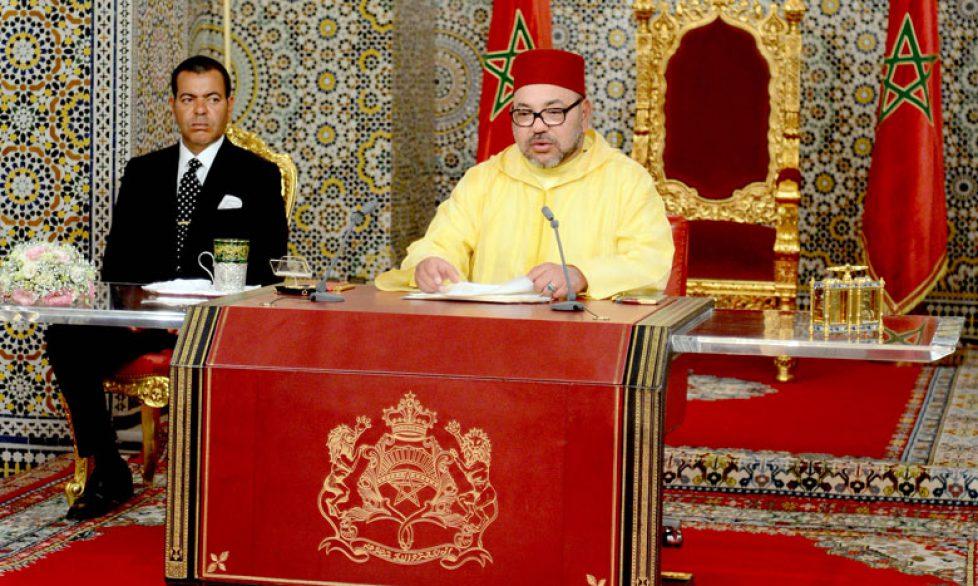 17 ans de règne pour le roi du Maroc