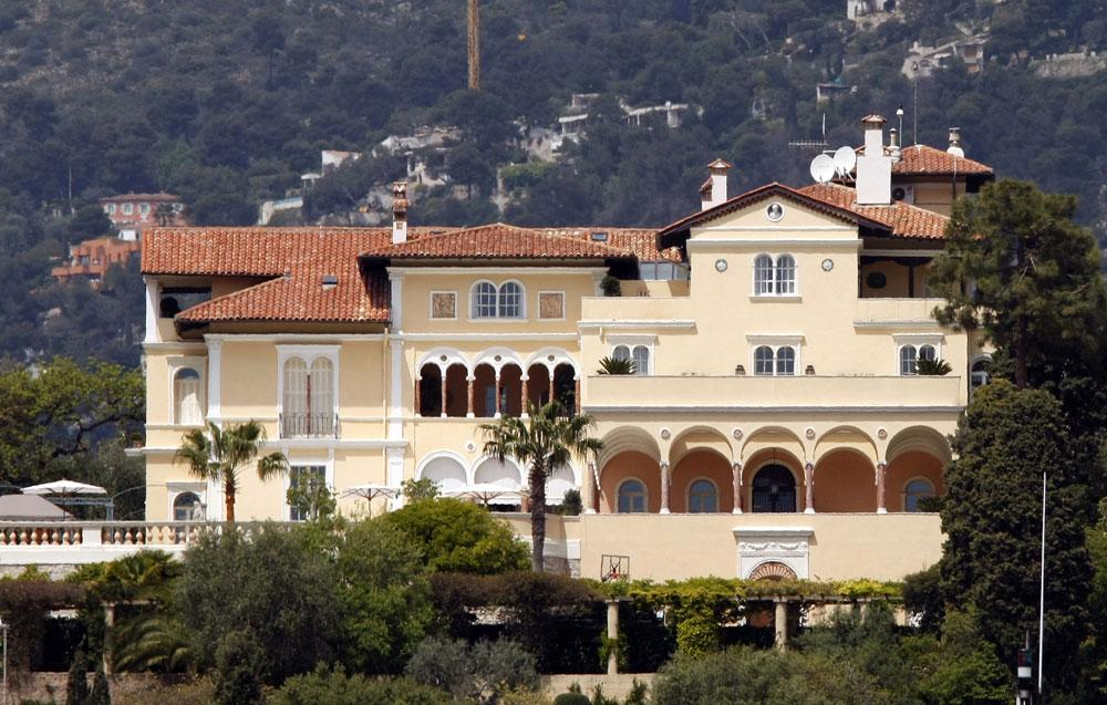 Villa Maryland Saint Jean Cap Ferrat