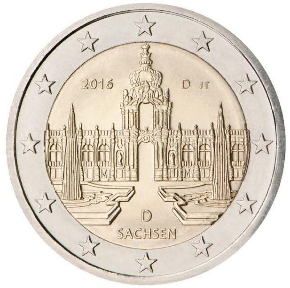 Numismatique de l'euro : les ateliers de l'empire allemand
