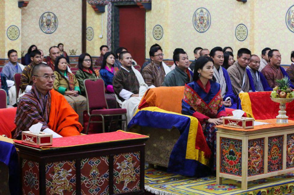 La reine du Bhoutan à la Journée mondiale de l'ozone