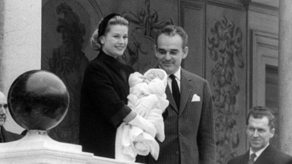 Grace et Albert de Monaco
