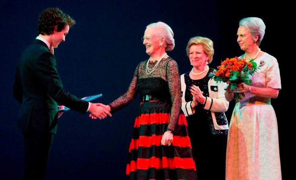 Remise des Prix Reine Ingrid