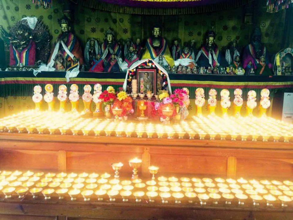 Le royaume du Bhoutan en deuil du roi Bhumibol