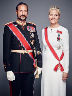 Prochaine visite au Canada de Haakon et Mette Marit de Norvège