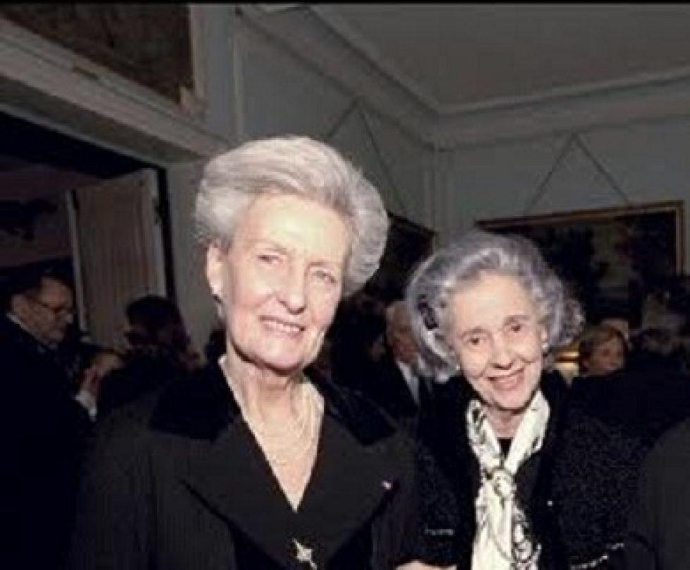La reine Fabiola et la duchesse de Montpensier : une solide amitié