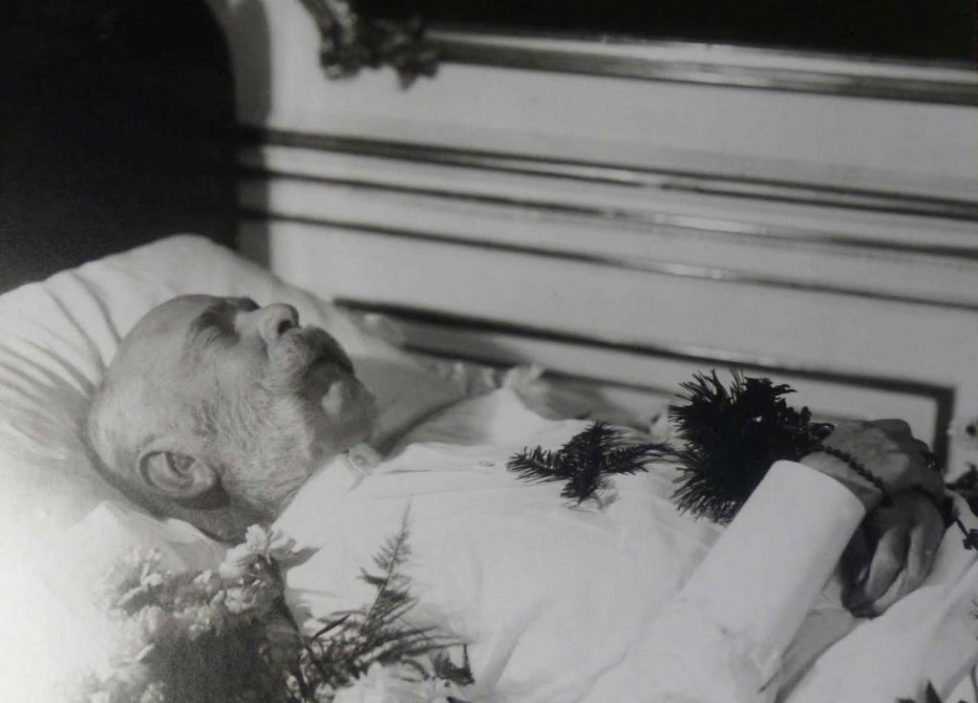 30 novembre 1916 : les obsèques de François-Joseph d'Autriche
