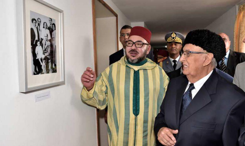Le roi du Maroc sur les traces de son aïeul à Madagascar