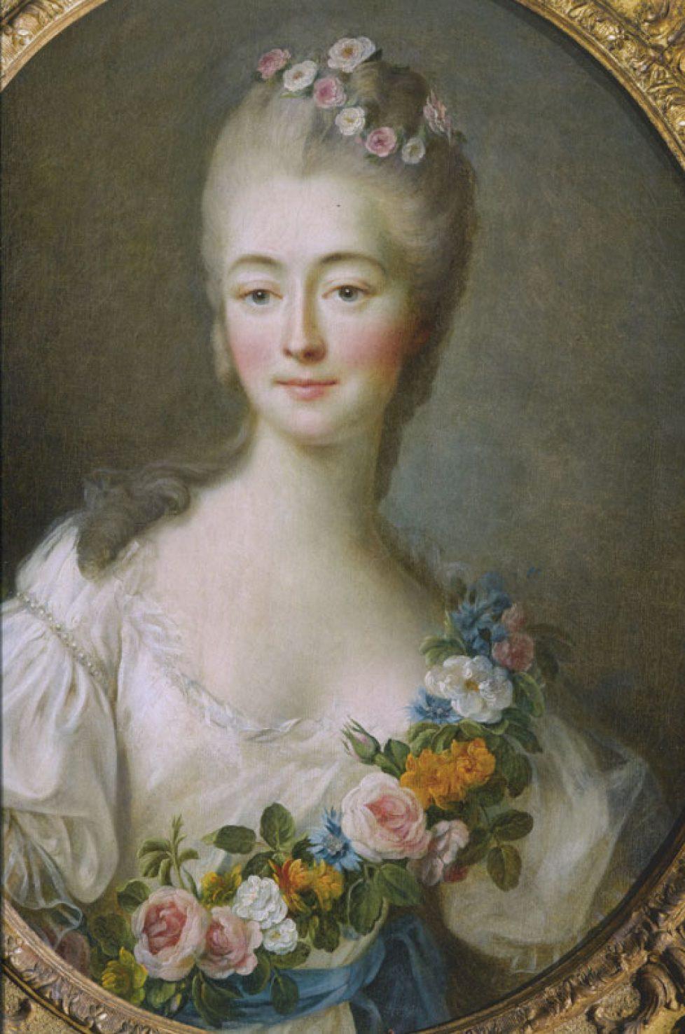 Secrets d'Histoire sur la comtesse du Barry