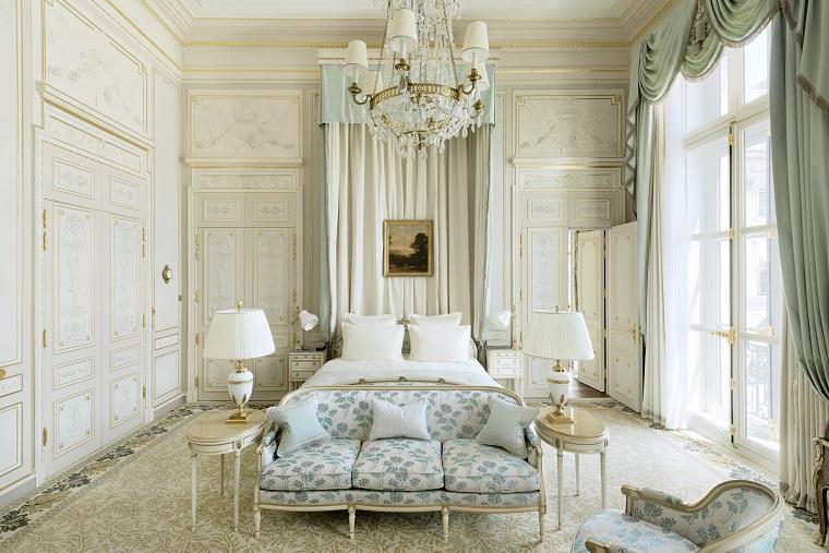 La suite «Windsor» à l'hôtel Ritz à Paris