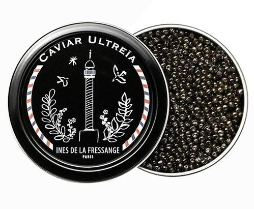 La boîte à caviar Inès de la Fressange