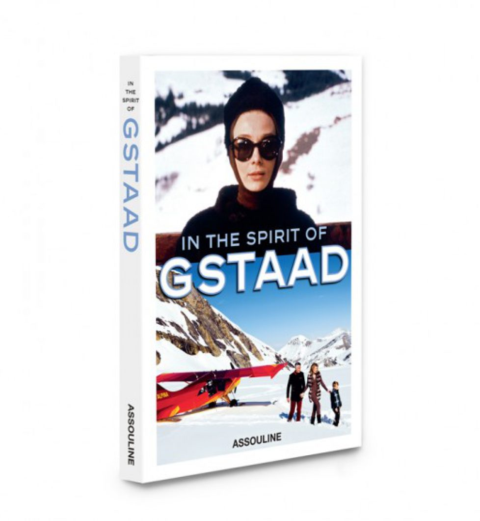 Livre « In the spirit of Gstaad »
