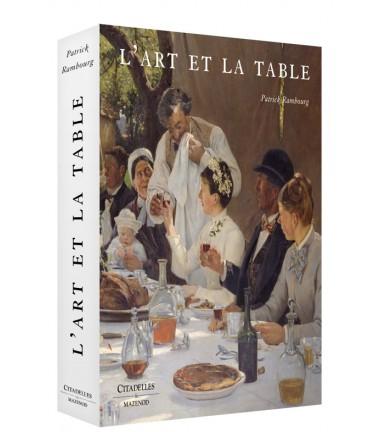 Livre l 39 art et la table noblesse royaut s - Art et cuisine marc veyrat ...