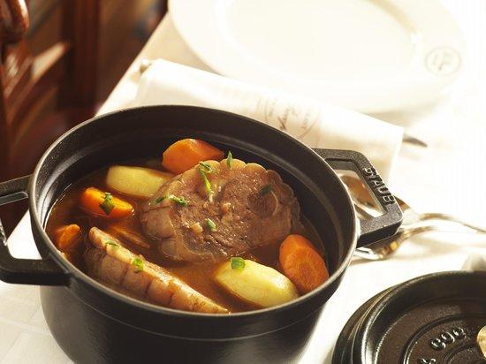 Restaurant le procope noblesse royaut s - Cuisiner le veau en cocotte ...