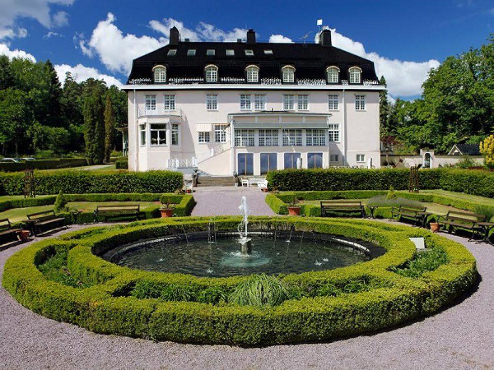 La villa Fridhem