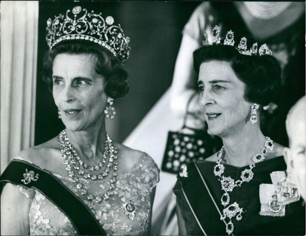 Archives : Olga et Marina de Grèce