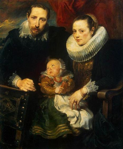 10-portrait-de-famille-van-dyck-1621-musee-de-lermitage