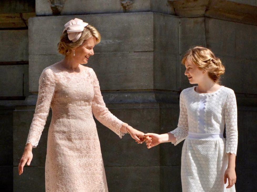 Remerciements de la reine Mathilde pour son anniversaire