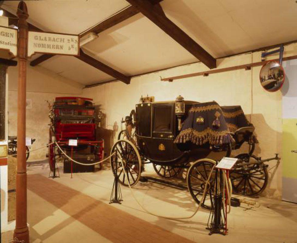 Musée des Calèches Grande-Duchesse Charlotte