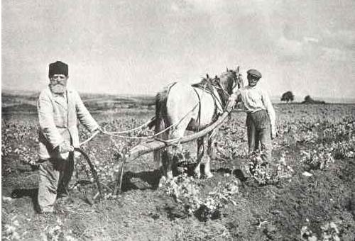 4-pionniers-juifs-en-galilee-1913