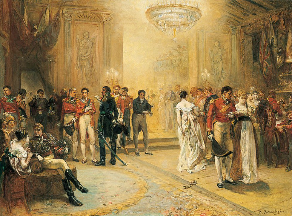 Bal de la Duchesse de Richmond