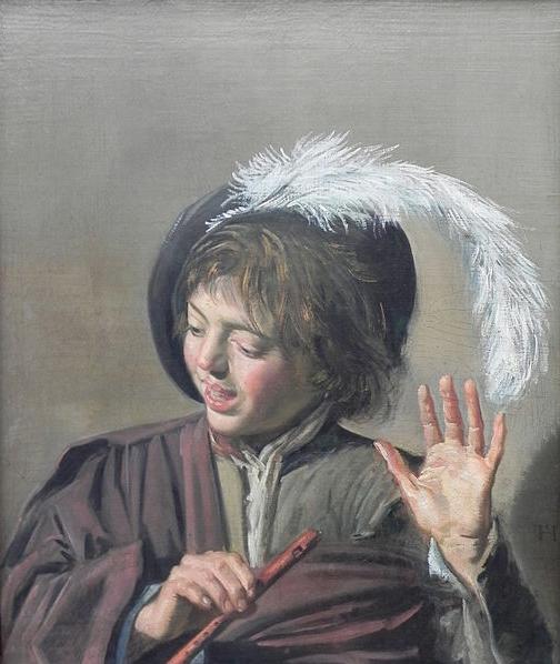 9-le-joueur-de-flute-franz-hals-gemaldegalerie-berlin