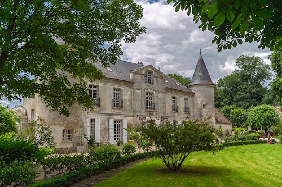 Le château de Monthyon