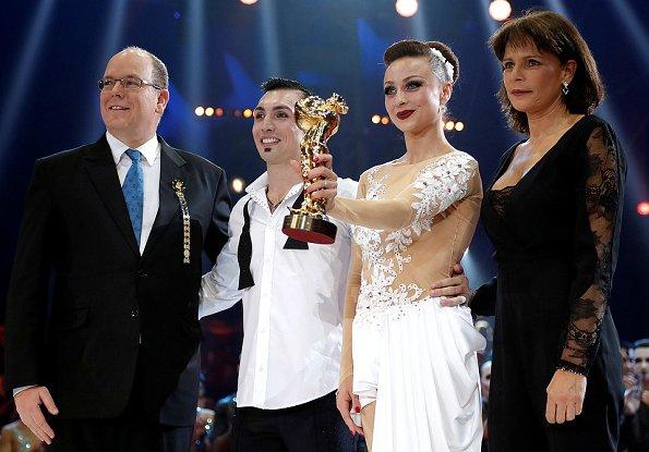 Trophées du festival international du cirque de Monte ...