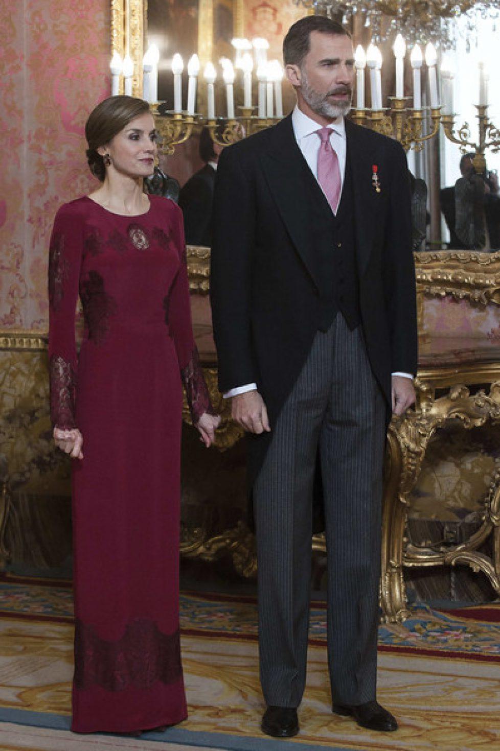Voeux pour le corps diplomatique à Madrid