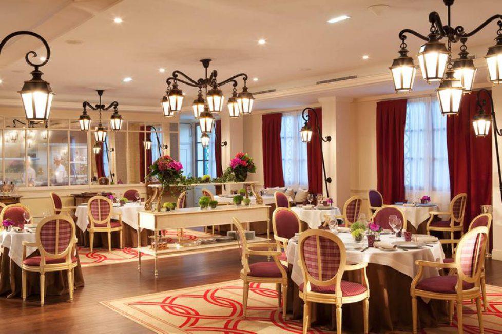 Restaurant «La table du Connétable» à Chantilly
