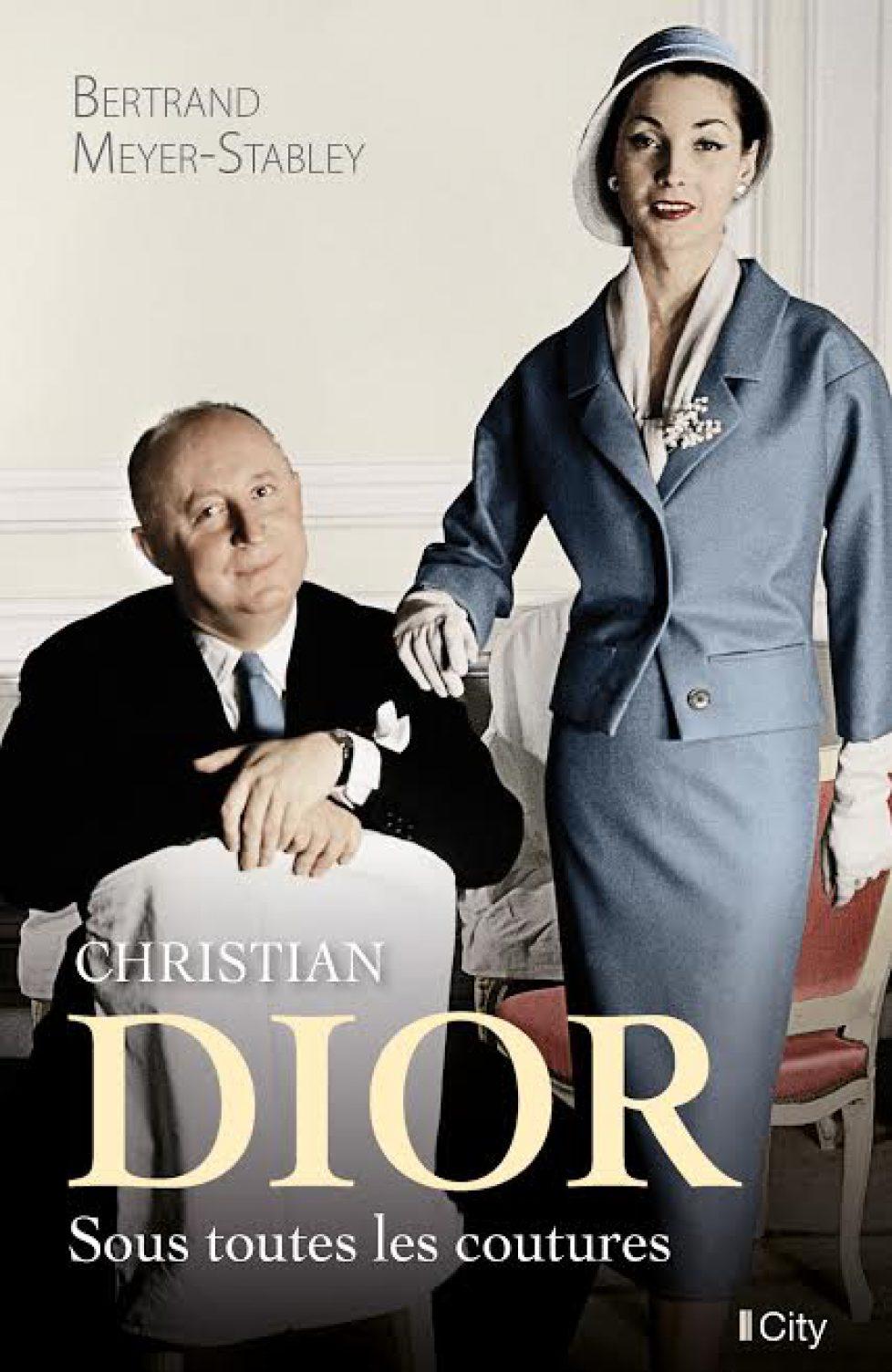 Livre «Christian Dior sous toutes les coutures»