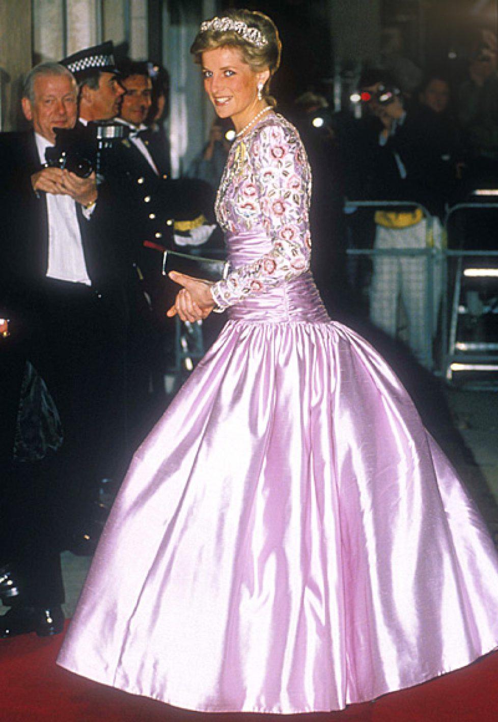 Documentaire «Diana : Designing a Princess»