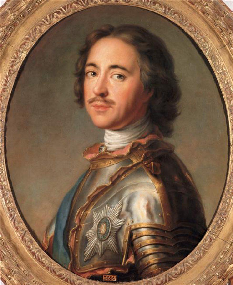 Exposition «Un tsar en France. Pierre le Grand à la Cour de Louis XV»