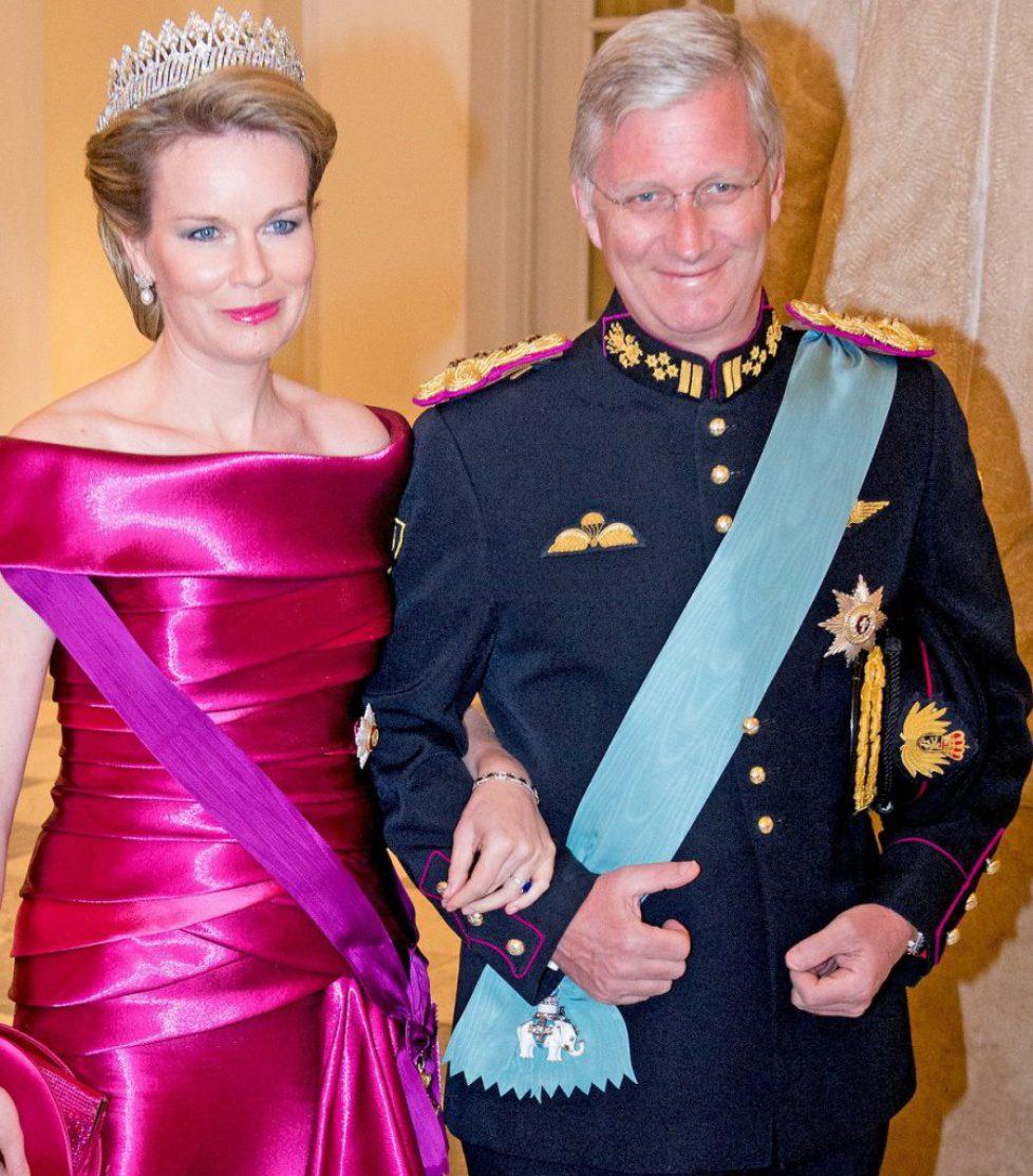 Visite d'Etat des souverains belges au Danemark