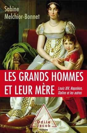 Livre «Les grands hommes et leur mère»