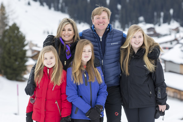 Dutch+Royal+Family+Hold+Annual+Photo+Call+M-QWceUz0IGl