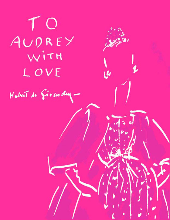 Exposition «Hubert de Givenchy. To Audrey with love»