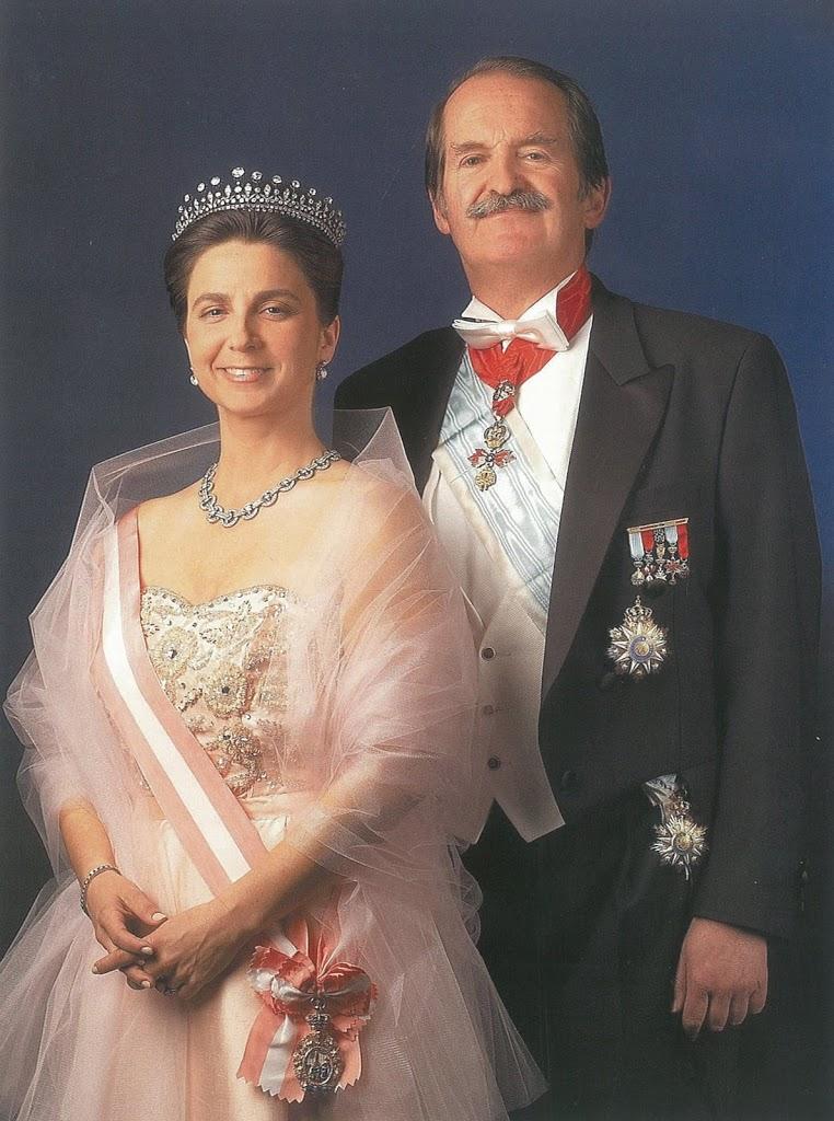 Les titres actuels dans la famille royale de Portugal