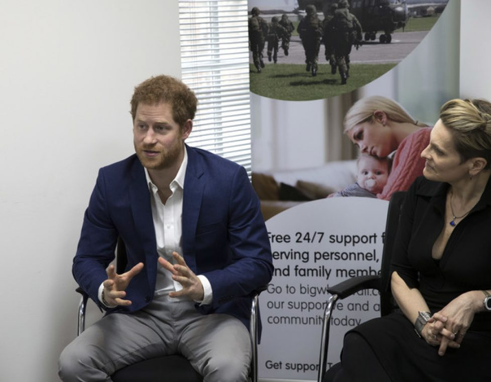 Prince+Harry+Visit+White+Wall+73VwfctWeiOl