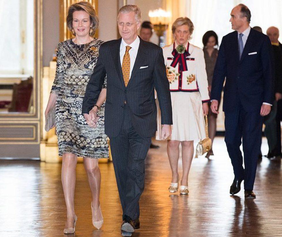 Astrid de Belgique : tenue Chanel