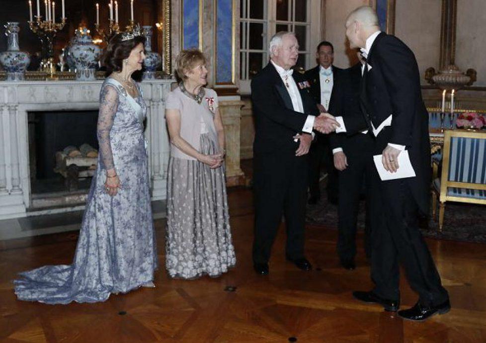 Dîner de gala en l'honneur du gouverneur général du Canada