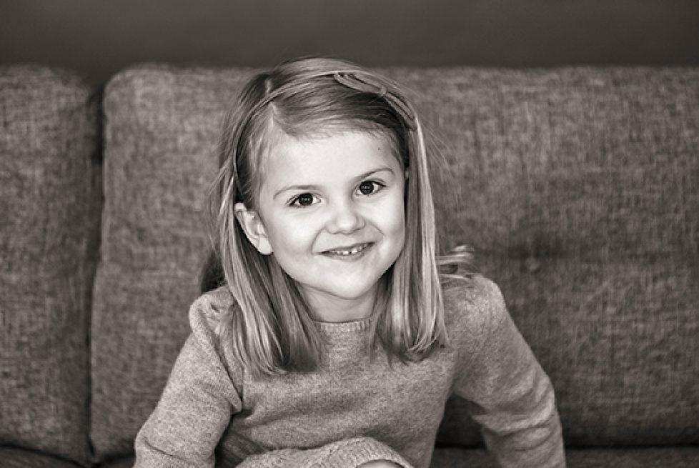 Les 5 ans d'Estelle de Suède