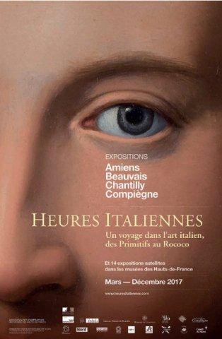 Exposition «Heures italiennes»