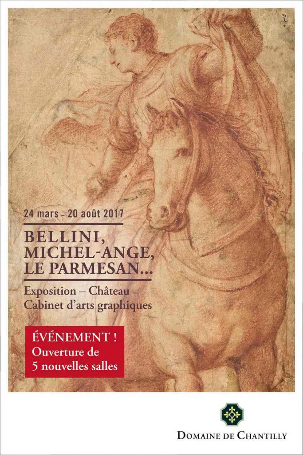 Exposition au domaine de Chantilly