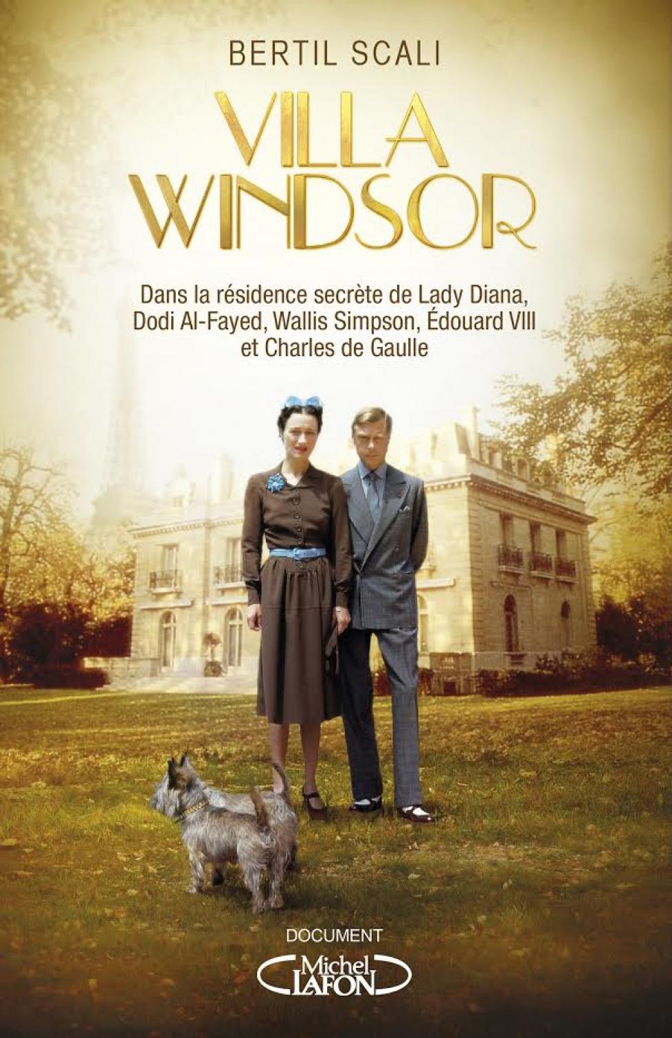 Livre «La Villa Windsor»